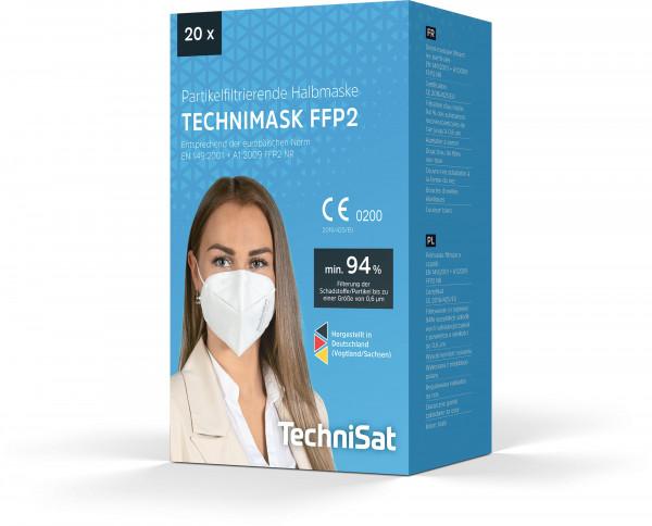 Technimask FFP2 20 Stk (4x5)