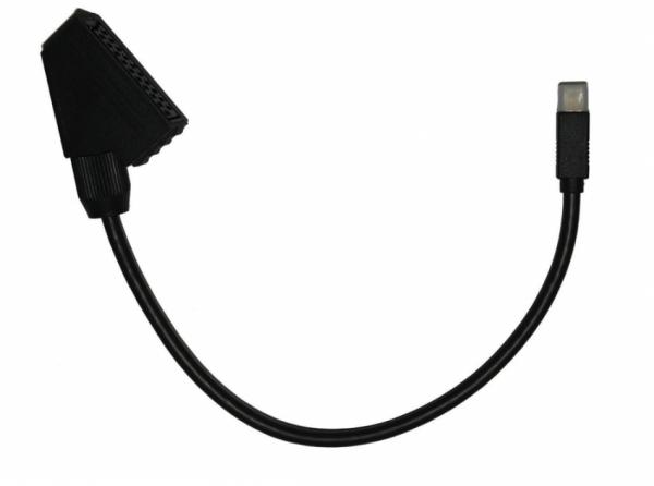 Adapter Micro-AV auf Scart