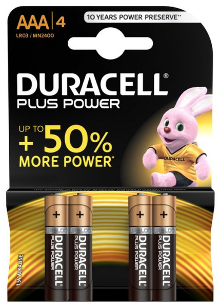 MN 2400 Batterie Plus Power