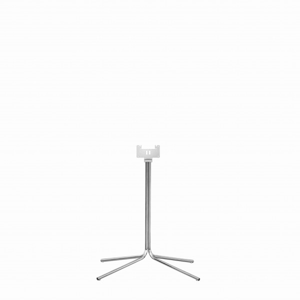 Floor Stand 32/43 chrome