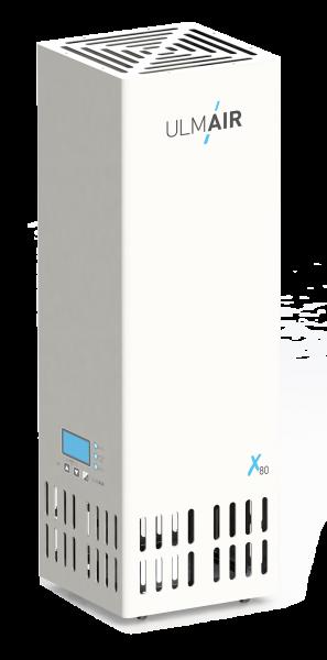 X80 Luftreiniger HEPA H-14